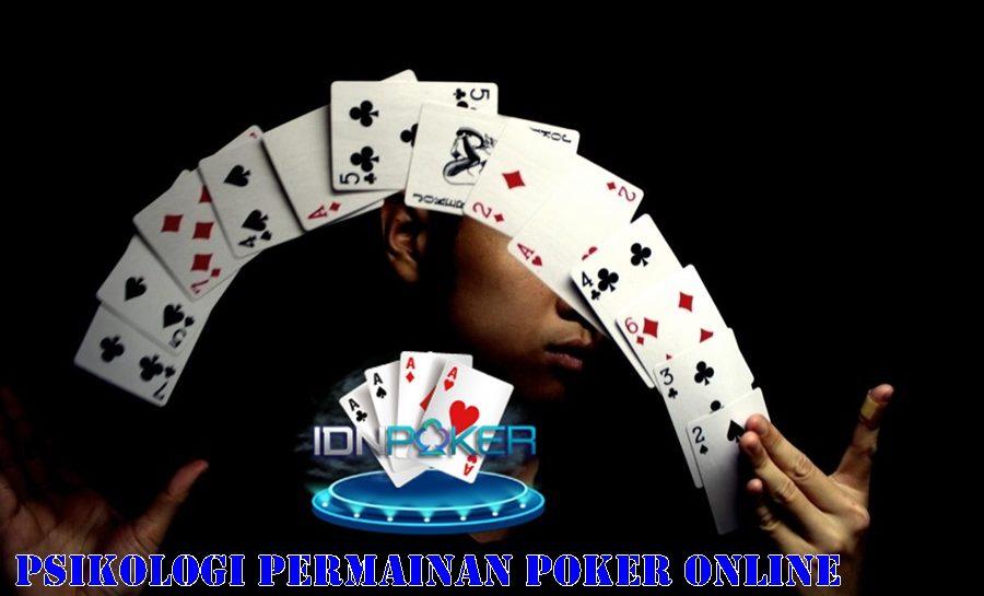 Psikologi Permainan Poker Online